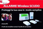 Allarme Wireless SCUDO
