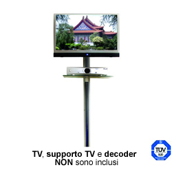 Supporto CRYSTAL1 COMBI