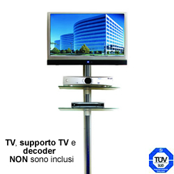 Supporto CRYSTAL2 COMBI
