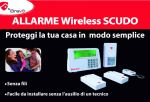 Allarme Wireless SCUDO