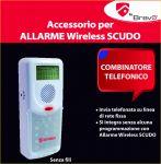 COMBINATORE TELEFONICO PER ALLARME SCUDO