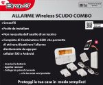 Allarme Wireless SCUDO COMBO