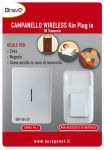 Campanello Wireless Kin Plug In